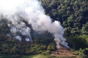 Khu bảo tồn thiên nhiên huyện Mường Nhé nâng cao ý thức phòng chống cháy rừng cho người dân