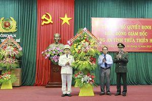 Thừa Thiên- Huế có tân Giám đốc Công an tỉnh