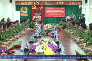 Khen thưởng các lực lượng phá án ở Hưng Yên