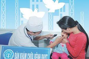 Cấp thẻ BHYT cho trẻ em dưới 06 tuổi theo hộ khẩu thường trú