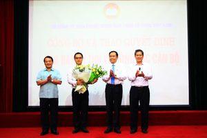 Ông Tạ Minh Tuấn làm Trợ lý cho Chủ tịch Trần Thanh Mẫn