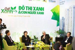 Phát triển đô thị xanh tại Việt Nam: Doanh nghiệp lầm lũi vì quá khó khăn