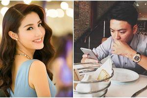 Nghi vấn Diễm My 9x hẹn hò cùng bạn trai cũ Á hậu Huyền My?
