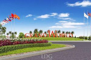 LDG muốn chuyển nhượng dự án Grand World với giá hơn 1.180 tỷ