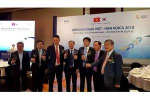 Kết nối tình hữu nghị Việt Nam - Hàn Quốc