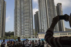 Trung Quốc đang có 50 triệu căn nhà không người ở