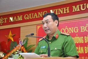 Hải Dương: Huyện Bình Giang có tân Trưởng Công an
