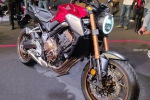 Honda hoàn thành toàn bộ dòng xe Naked Neo Sports Cafe thế hệ mới với CB650R