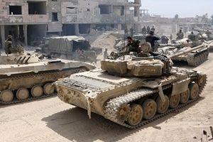 Syria thề không để mất mảnh đất nào rơi vào tay Mỹ