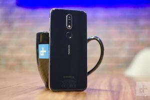 Cận cảnh Nokia 7.1, một chuẩn mực mới cho ngân sách smartphone