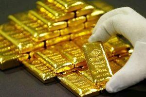 Giá vàng trong nước giảm