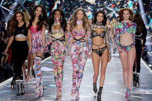 Mãn nhãn với màn trình diễn nội y của dàn thiên thần Victoria's Secret
