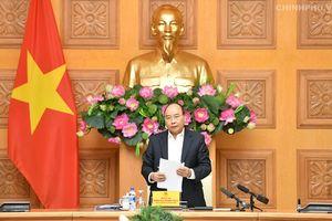 Thủ tướng chủ trì họp phiên đầu tiên Tiểu ban Kinh tế-Xã hội