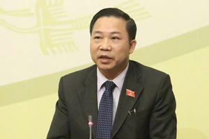 Đại biểu Lưu Bình Nhưỡng: 'Tôi sẽ chấp hành quyết định của cấp trên'
