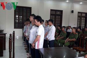 Tòa phúc thẩm tuyên y án đối với các bị cáo vụ gây rối ở Đồng Nai