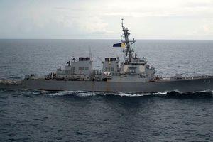 Nguy cơ đụng độ quân sự Mỹ-Trung Quốc ở Biển Đông là có thật