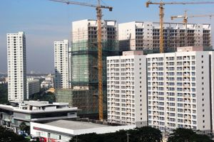 TP Hồ Chí Minh: Không để nhập nhèm chung cư 'cao cấp'