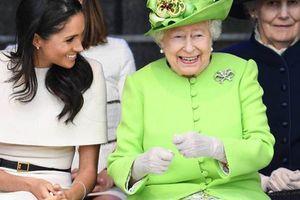 Cuộc sống sướng như bà hoàng sau khi mang bầu của Meghan Markle