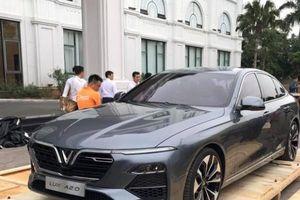 VinFast LUX A2.0 bất ngờ lộ diện tại Việt Nam