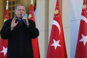 Bất ngờ Thổ hứng loạt hệ lụy từ đòn giáng mạnh Mỹ vào Iran