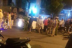 Cảnh sát truy đuổi ô tô nghi chở ma túy như phim hành động ở Sài Gòn