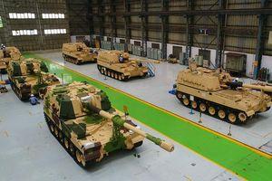 Trung Quốc 'lạnh người' khi Ấn Độ tiếp nhận loạt vũ khí mới cực mạnh