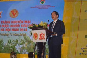 Chính thức khai mạc Tháng Khuyến mại Hà Nội 2018