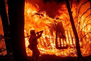 Hỏa hoạn có sức hủy diệt khủng khiếp ở California, Mỹ