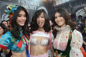 5 'thiên thần' châu Á ghi dấu ấn ở show Victoria's Secret 2018