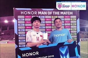 Thương hiệu điện thoại Honor tài trợ cho AFF Cup 2018