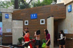 Tâm sự của 'cha đẻ' Hiệp hội Nhà vệ sinh