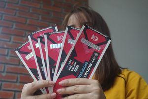 Người hâm mộ ráo riết lấy những tấm vé online cuối cùng ở VFF