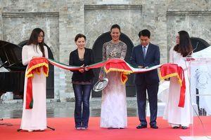 Chủ tịch Nguyễn Đức Chung dự Khai mạc chương trình 'Quảng trường Italia 2018'