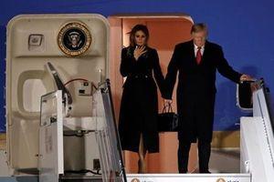 Đến Paris làm khách quý, ông Donald Trump 'mắng' phủ đầu chủ nhà