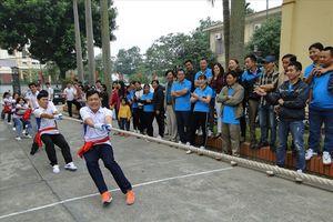 Thái Bình: Công đoàn NNPTNT tổ chức hội thao CNVCLĐ
