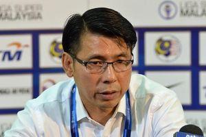 HLV trưởng Malaysia lo lắng hàng công trước đại chiến với Việt Nam