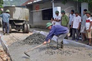 Quá ngưỡng mộ: Nông dân Nghệ An hiến tới 5 triệu m2 đất