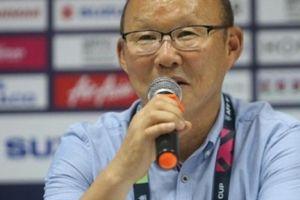 HLV Park Hang-seo có 'động thái bất ngờ' trước ngày rời Lào