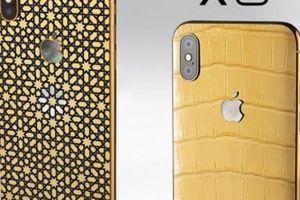 Choáng với iPhone Xs Max nạm rồng vàng 24K giá 'chát'