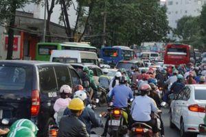 TPHCM: Kiến nghị thuê 100 camera giám sát tình hình giao thông