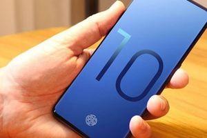 Galaxy S10 có thể sử dụng màn hình Infinity-O mới của Samsung