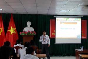 HND Hải Phòng: Tập huấn kiến thức về mô hình sản xuất giá trị theo chuỗi