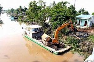 Các địa phương tăng cường phòng, chống hạn hán, thiếu nước sản xuất nông nghiệp