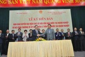 Bộ Công thương bàn giao sáu doanh nghiệp về Ủy ban Quản lý vốn nhà nước tại doanh nghiệp