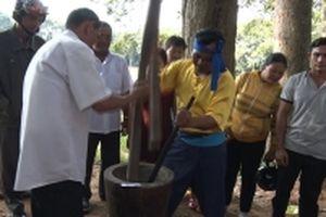 Nâng tầm Lễ hội Ok Om Bok