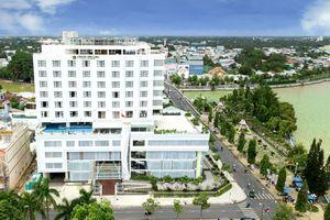 Đưa vào hoạt động khách sạn đạt chuẩn 4 sao đầu tiên tại Vĩnh Long