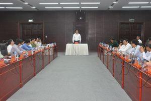 Chủ tịch UBND TP Đà Nẵng Huỳnh Đức Thơ: Lãnh đạo các sở, ngành phải chủ động cung cấp thông tin cho báo chí