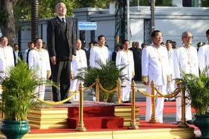 Campuchia tổ chức kỷ niệm ngày độc lập
