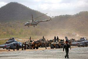 Bất ngờ kho vũ khí Trung Quốc trong quân đội các nước ĐNÁ