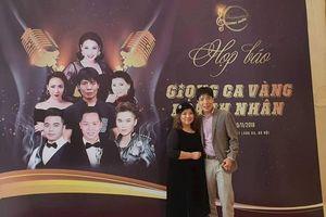NSND Thanh Hoa làm giám khảo 'Giọng ca vàng Doanh Nhân 2018'